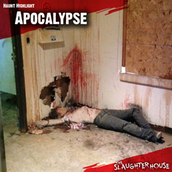 Haunted House Theme Apocalypse