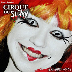 Haunted House Theme CIRQUE du Slay